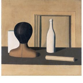 Morandi, Sironi, Carrà Metaphysical Masterpieces 1916-1920