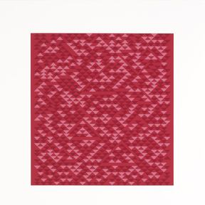 Anni Albers Connections: Prints 1963 - 1984