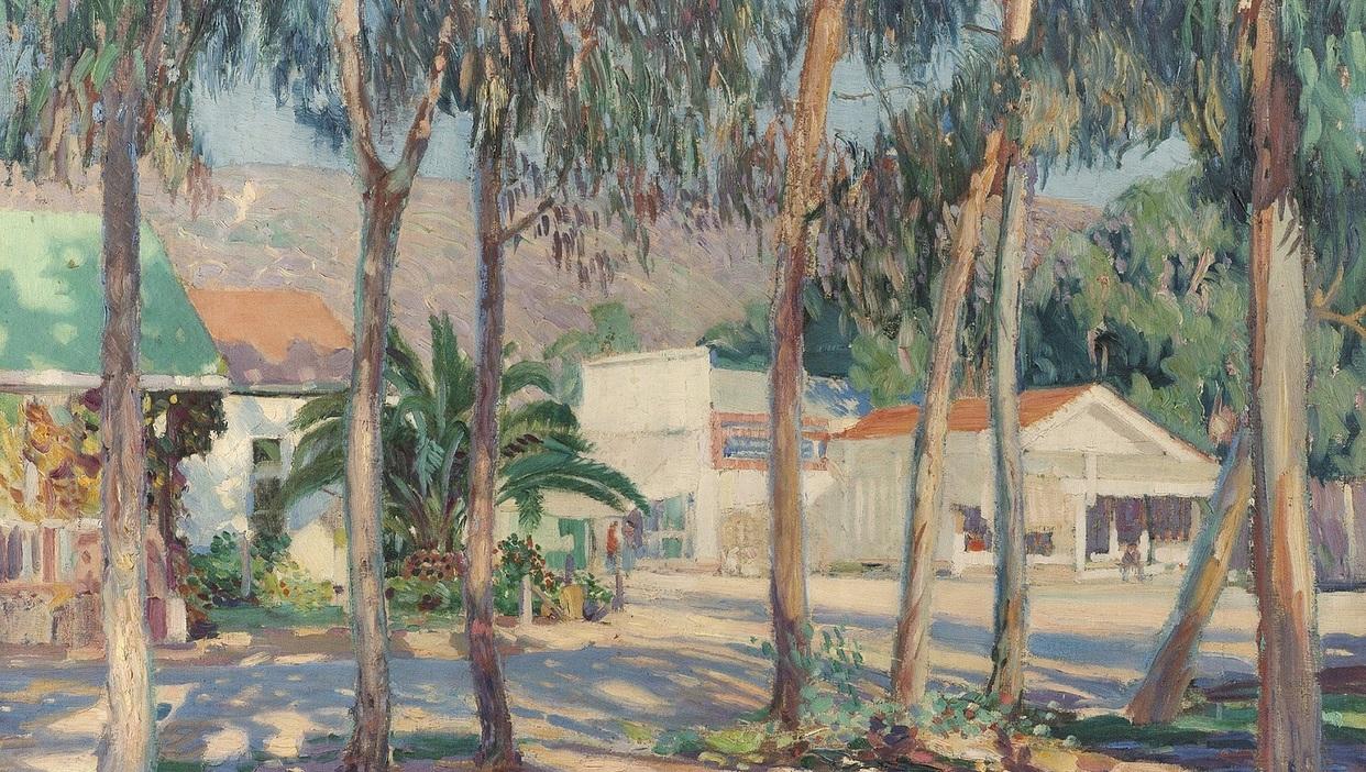 Art Colony: The Laguna Beach Art Association, 1918-1935