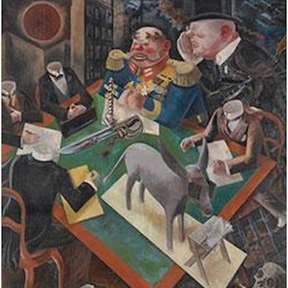 ECLIPSE OF THE SUN: ART OF THE WEIMAR REPUBLIC George Grosz