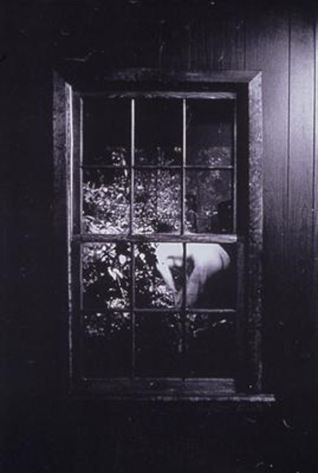 Robert Whitman, Window, 1963, mixed