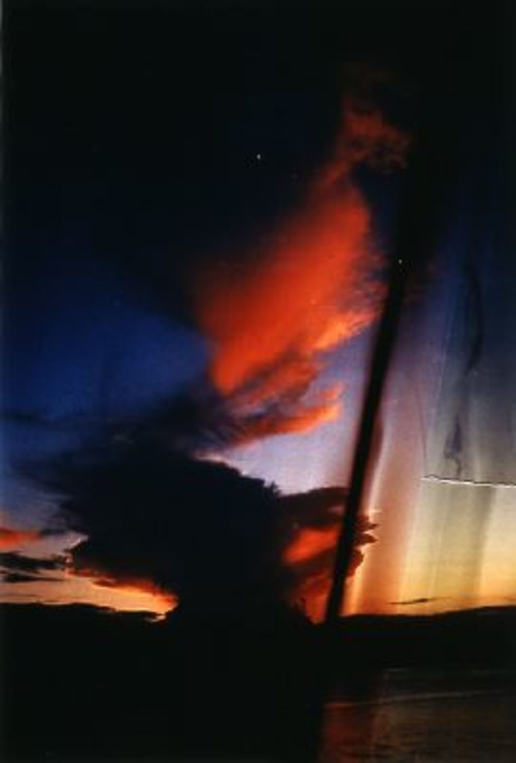 Wolfgang Tillmans, Conquistador II, 2000, color photograph.