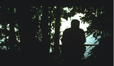 Apichatpong Weerasethakul, Tropical Malady, 2004, still from a color film in 35 mm, 118 minutes.