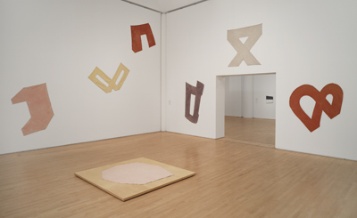 "View of ""The Art of Richard Tuttle,""San Francisco Museum of Modern Art, 2005."