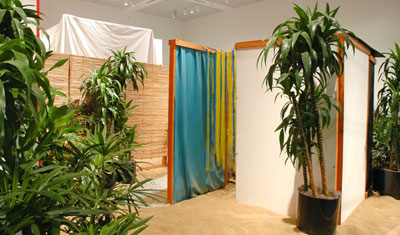 Hélio Oiticica, Eden, 1966–69/2005, mixed media, dimensions variable.