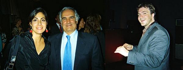 ... and journalist Emídio Rangel.