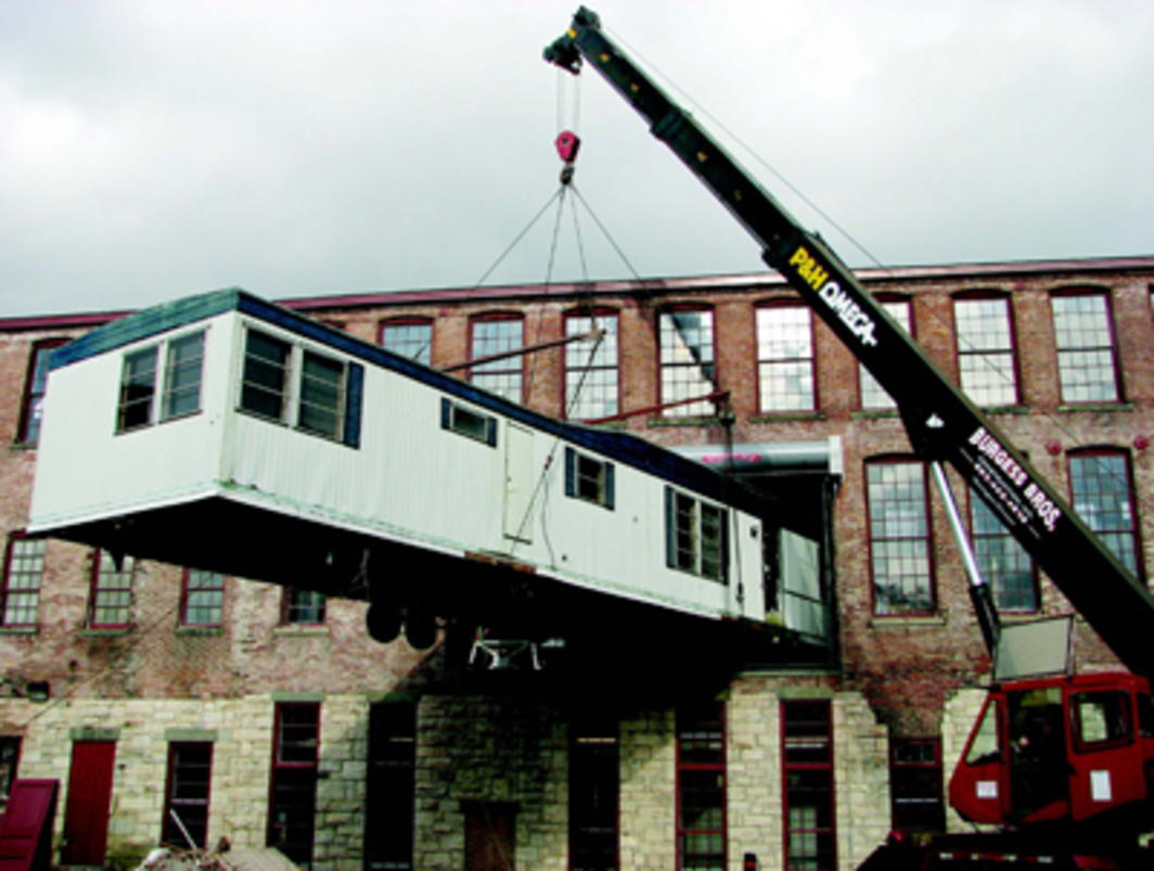 Christoph Büchel and Mass MoCA