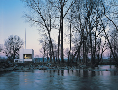 Hordon Cherry Lee Architects, Micro Compact Home, 2005, Munich.