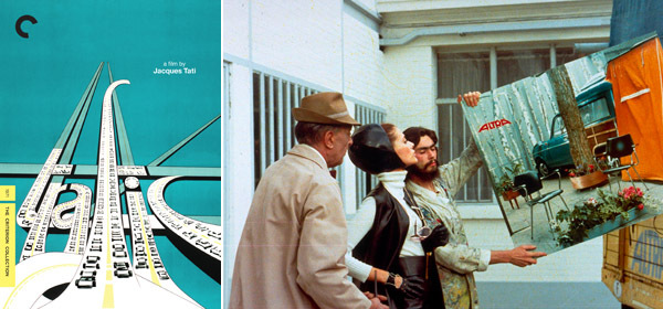 The films of jacques tati / by: chion, michel, 1947- published: (1997)