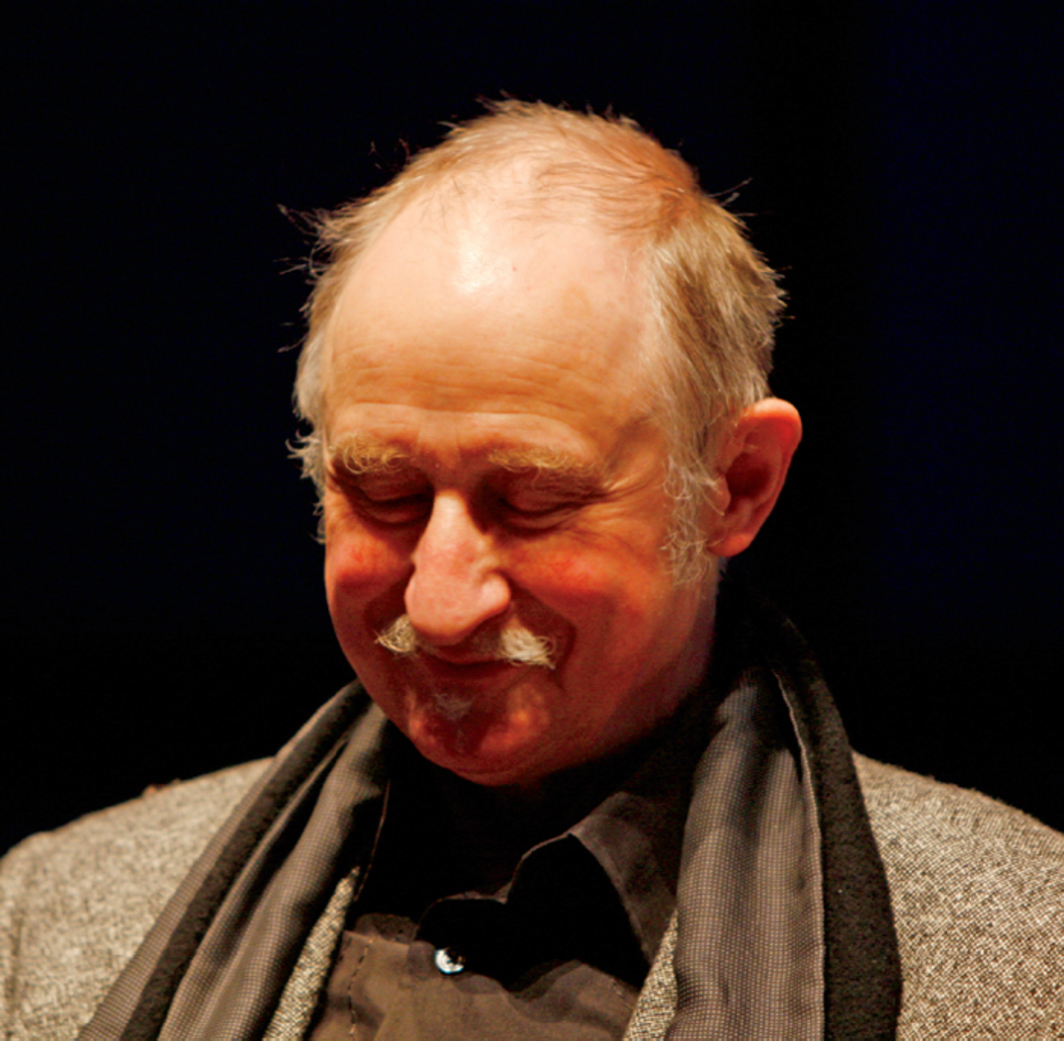 Charles Harrison, Karlsruhe, Germany, March 2, 2008. Photo: ONUK.