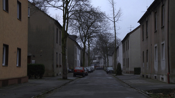 James Benning, Ruhr, 2009, still from a color film in HD, 121 minutes.