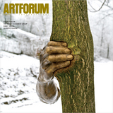 Cover: Giuseppe Penone, Alpi Marittime—Continuerà a crescere tranne che in quel punto (Maritime Alps—It Will Continue to Grow Except at That Point), 1968/2003, tree, bronze; arm, 15 3/4 x 4 x 5 1/8. Installation view, Maritime Alps, near San Raffaele Cimena, Italy, 2008. © Archivo Penone.