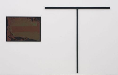 Carol Bove, Blinky Palermo, Renwick Gallery group
