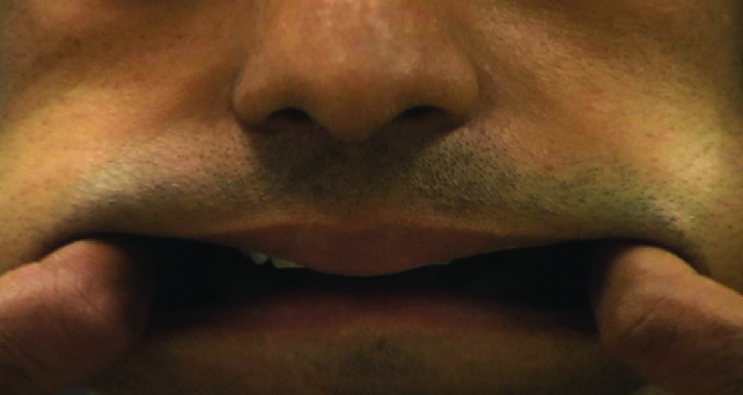 Brendan Fernandes, Foe, 2008, still from a color video, 4 minutes 39 seconds.