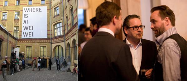 Long weekend artforum international for Art director jobs berlin