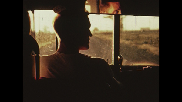 Neal Cassady. From Alex Gibney and Alison Ellwood, Magic Trip, 2011, color film in 16 mm, 107 minutes.