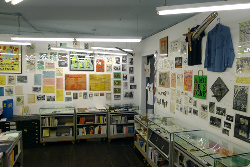 "A Show About Colab (and Related Activities)"" at Printed Matter, Inc"
