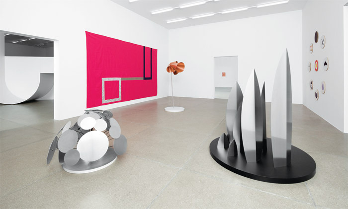 "View of ""Mai-Thu Perret,"" 2011."