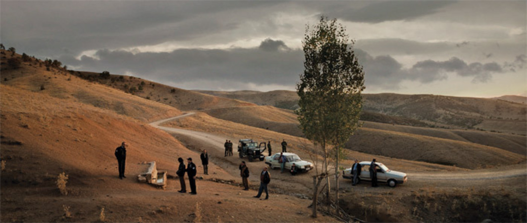 Nuri Bilge Ceylan, Once Upon a Time in Anatolia, 2011, still from a color film in 35 mm, 150 minutes.