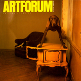 William Wegman, untitled, 1985, color transparency. See p. 76.