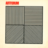 Sol LeWitt, project for October 1981 Artforum