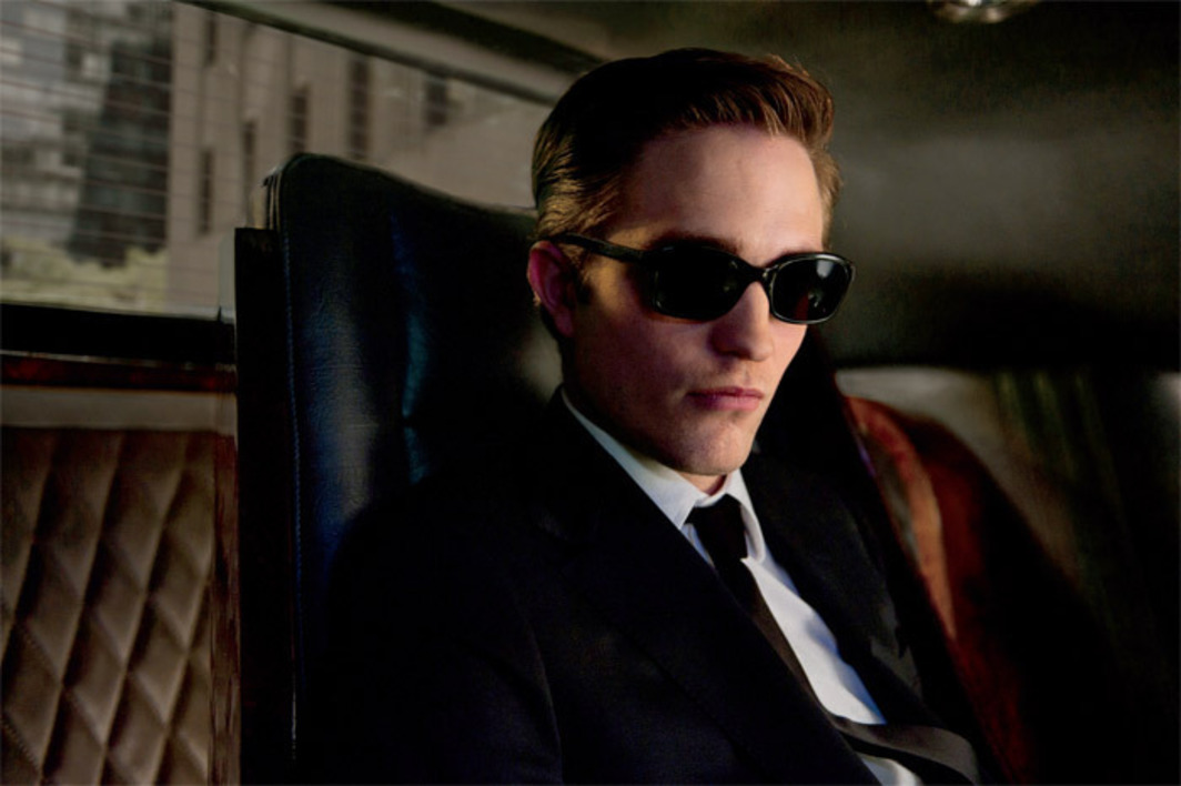 David Cronenberg, Cosmopolis, 2012, digital video, color, 108 minutes. Eric Packer (Robert Pattinson).