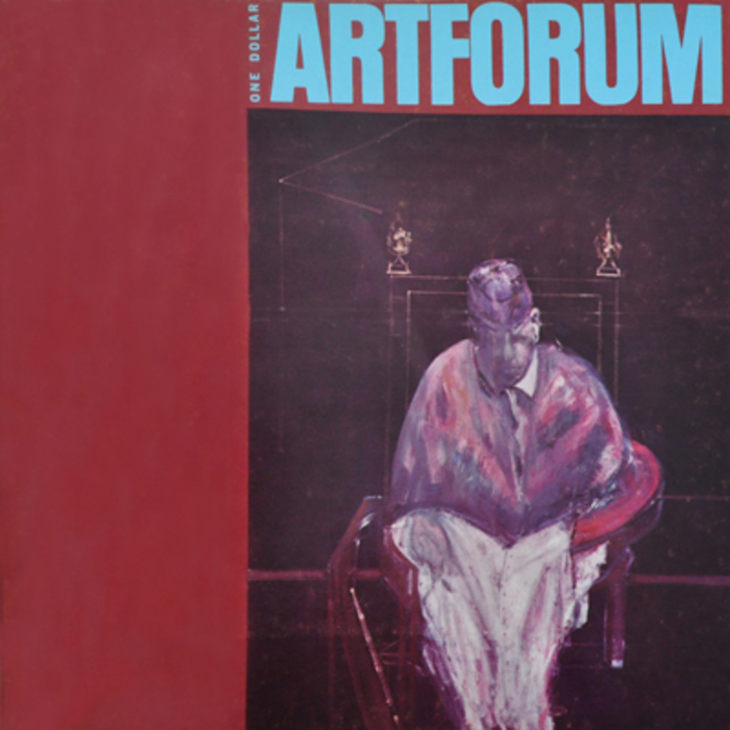 "Francis Bacon, ""Study for Portrait II,"" 1956. Courtesy, Marlborough Gallery."