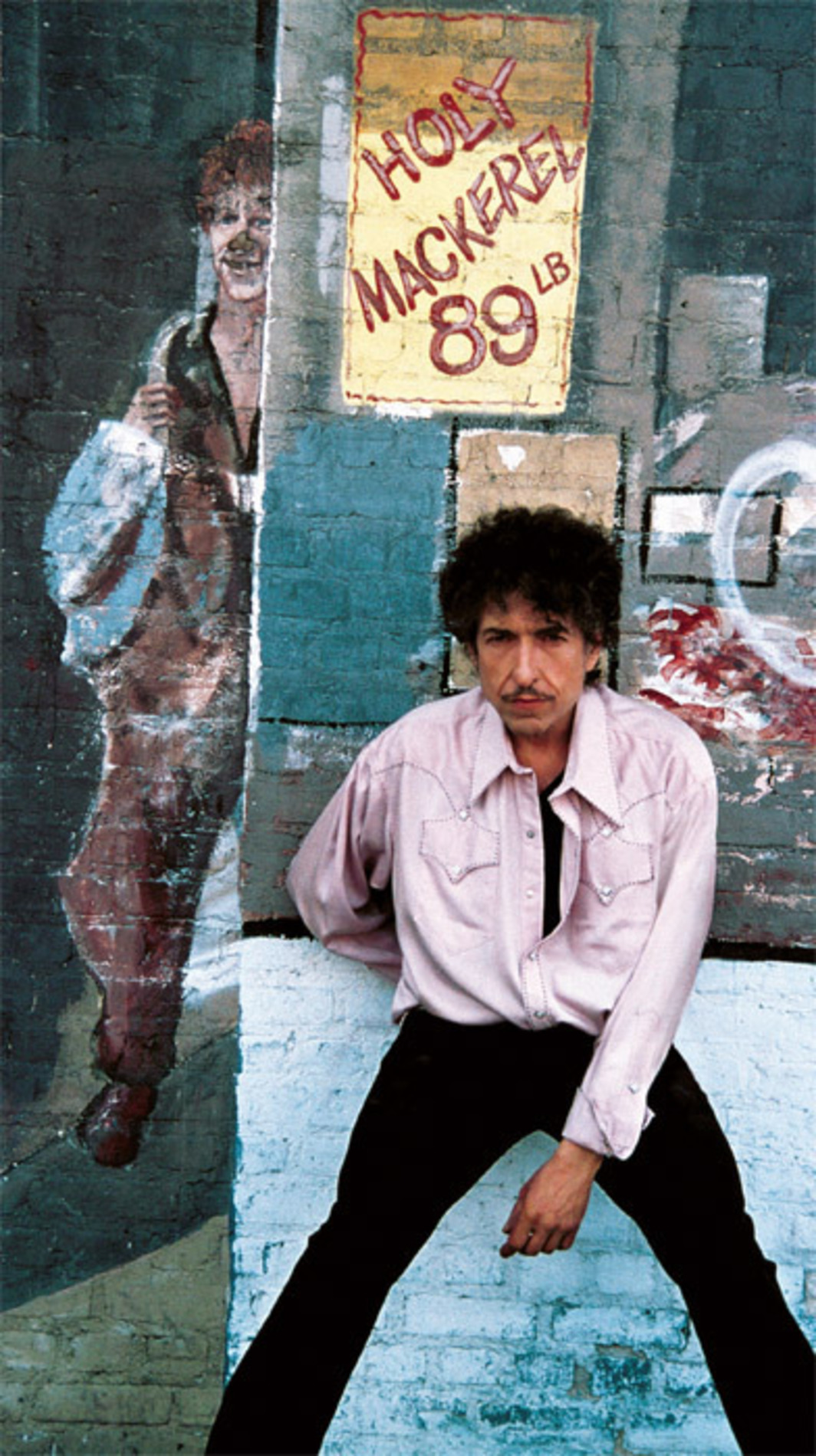Bob Dylan, Coney Island, New York, ca. 2006. Photo: David Gahr.