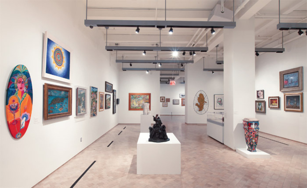 "View of ""Caribbean: Crossroads of the World,"" 2012, El Museo del Barrio, New York. Photo: Jason Mandella."