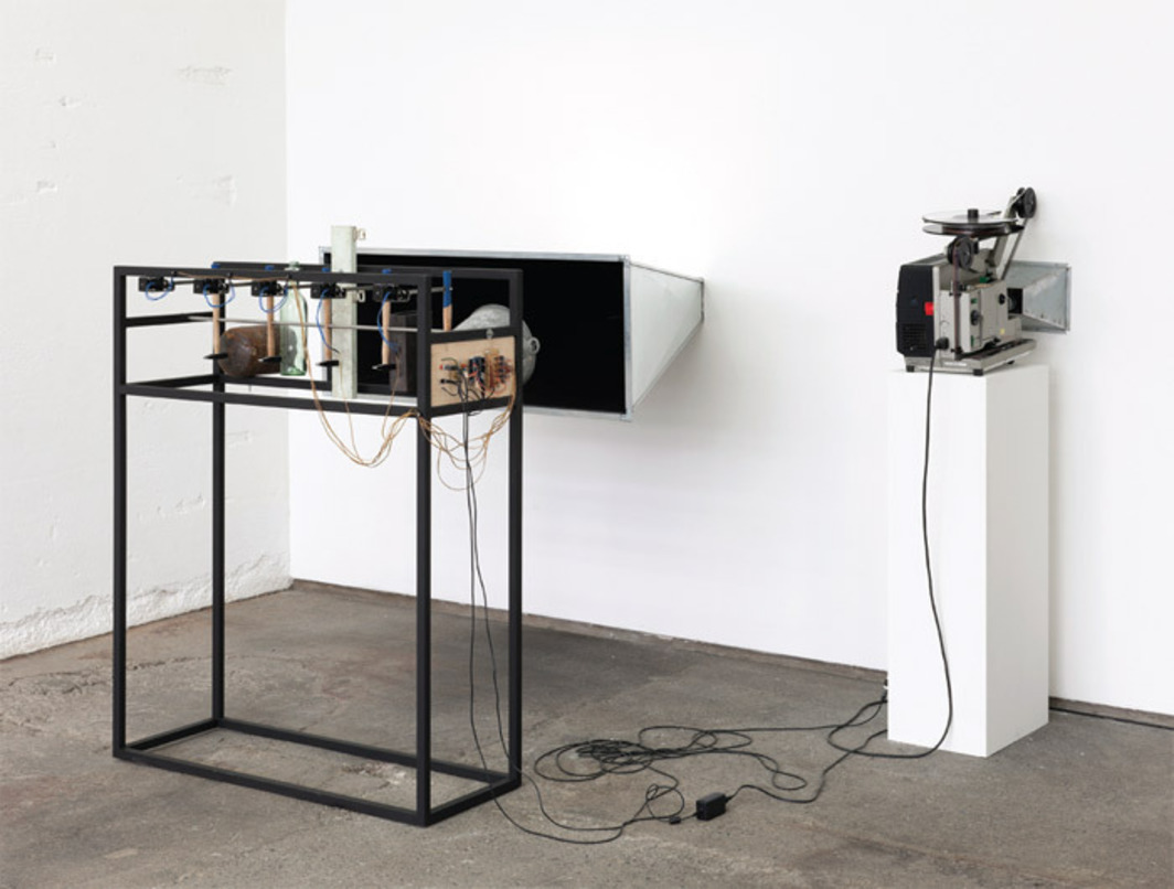 Taiyo Onorato and Nico Krebs, blockbuster, 2012, mixed media. Installation view.