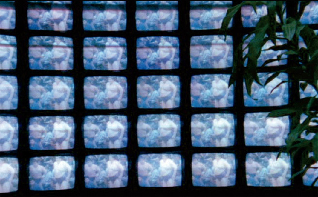 Still from Chris Marker's Sans Soleil, 1983, 16 mm transferred to 35 mm, color and black-and-white, sound, 103 minutes.