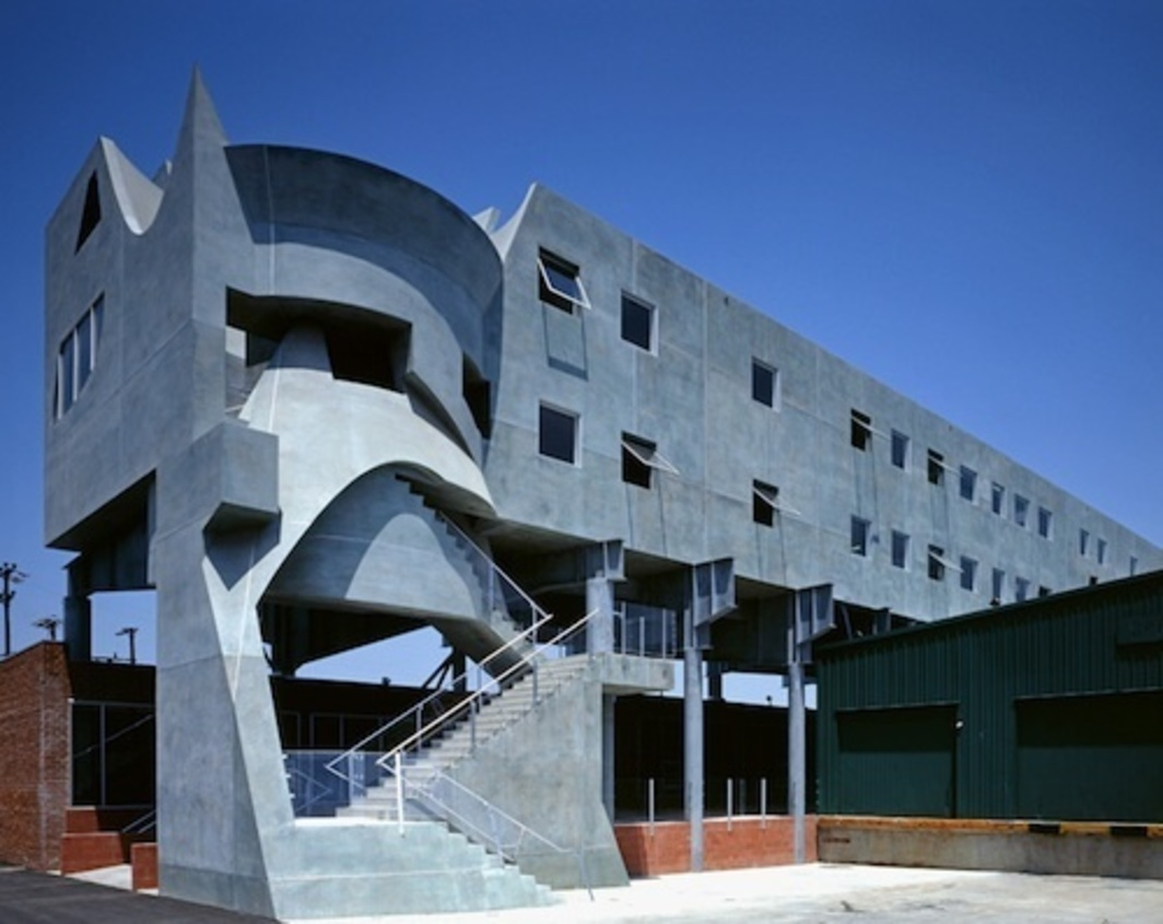 Eric Owen Moss Architects, Samitaur, 1996, Los Angeles.