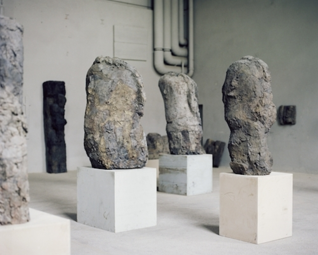 Hans Josephson at the Kesselhaus Josephsohn, St. Gallen.