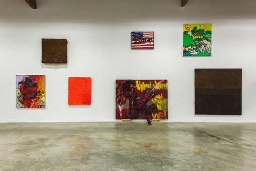 "View of ""Painting,"" 2012."