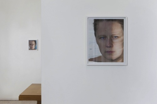 "View of ""Gespräche über persönliche Themen"" (Dialogues on Private Subjects), 2012."