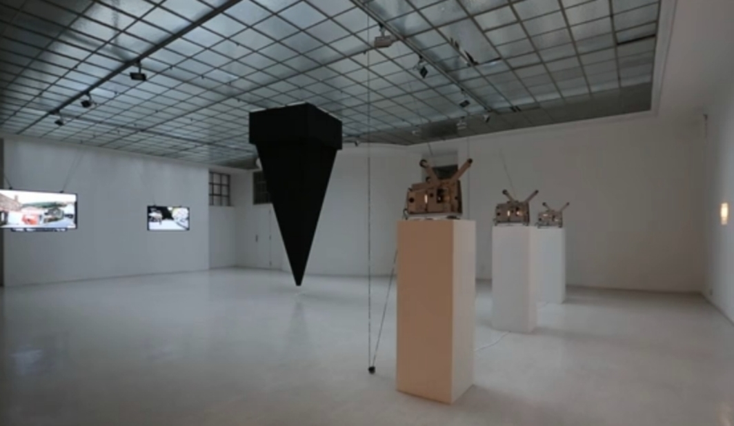 Cinematic Scope at Georg Kargl Fine Arts, 2013
