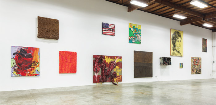 "View of ""Painting,"" 2012–13."