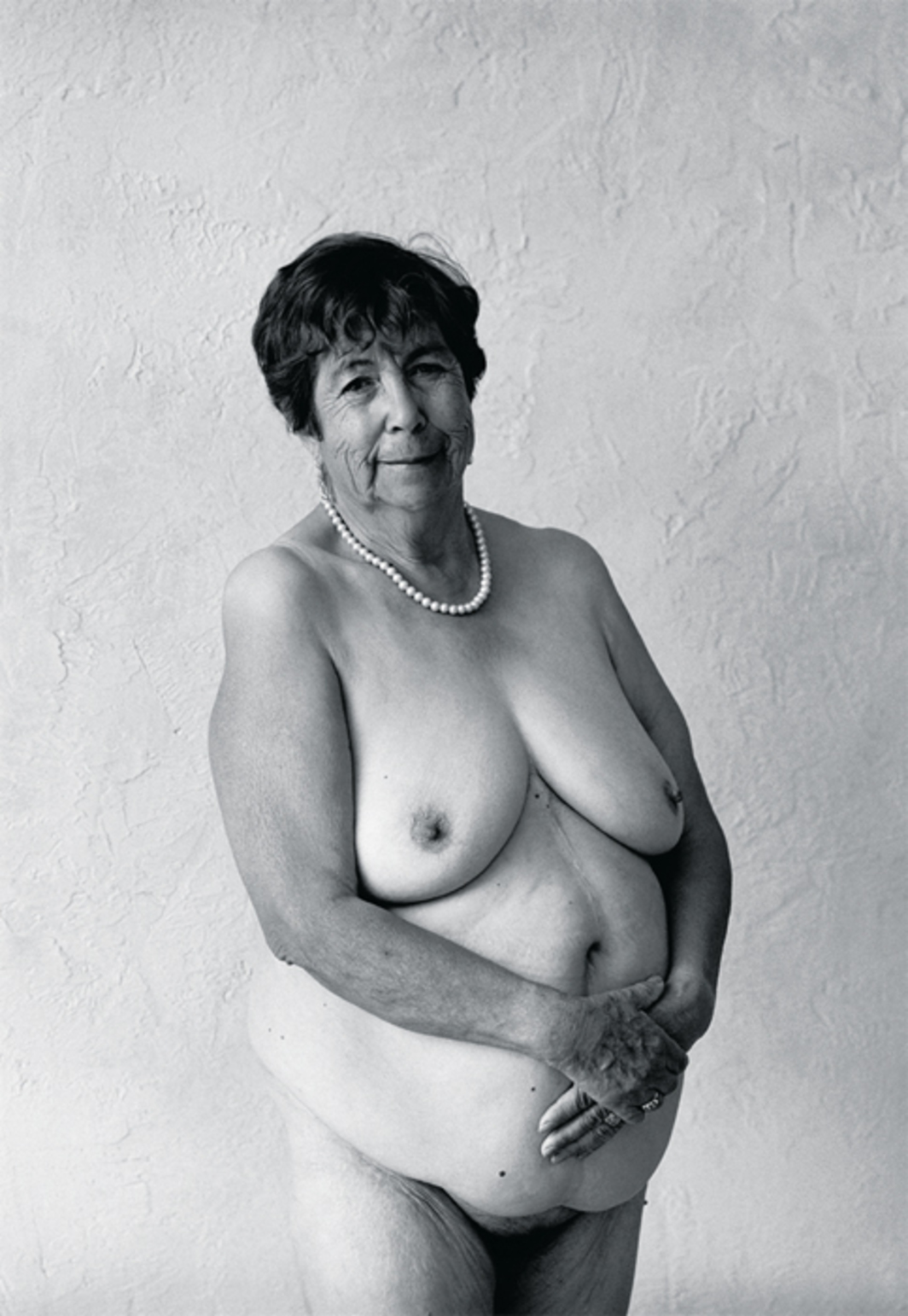 "Paz Errázuriz, Untitled, 2002, digital print, 32 1/4 x 24 3/8"". From the series ""Cuerpos"" (Bodies), 2002."