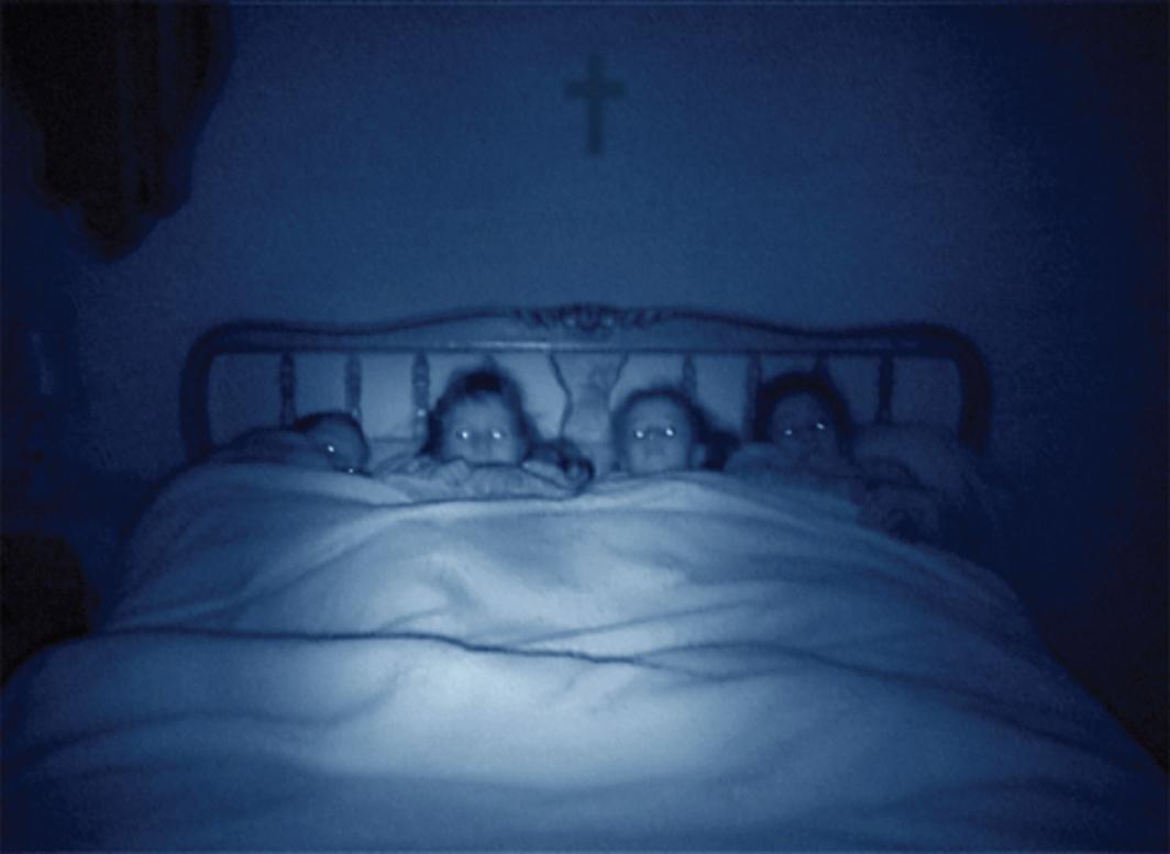 Ужастик картинка спокойной ночи