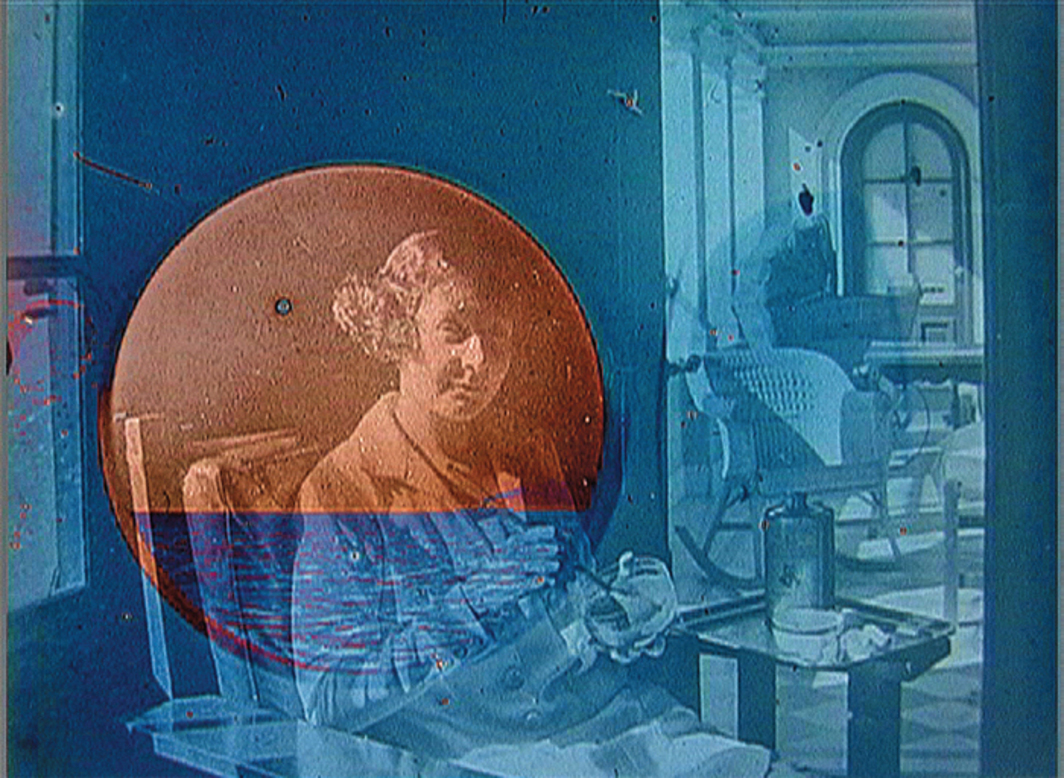 Still from Ernie Gehr's Photographic Phantoms, 2013, digital video, color, sound, 27 minutes.