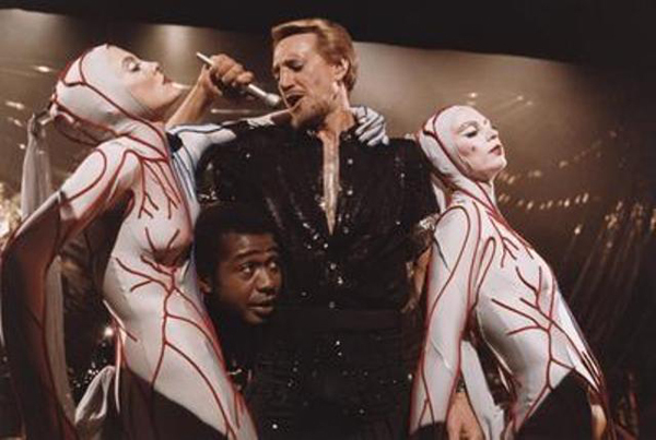 Bob Fosse, All That Jazz, 1979, 35 mm, color, sound, 123 minutes. Joe Gideon (Roy Scheider).