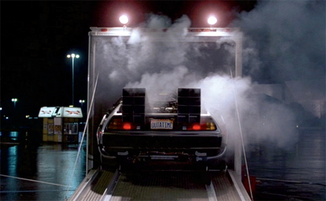 Robert Zemeckis, Back to the Future, 1985, 35 mm, color, sound, 116 minutes.