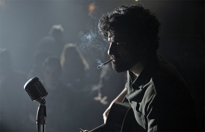 Joel and Ethan Coen, Inside Llewyn Davis, 2013, 35 mm, color, sound, 104 minutes. Llewyn Davis (Oscar Isaac). Production still. Photo: Alison Rosa.