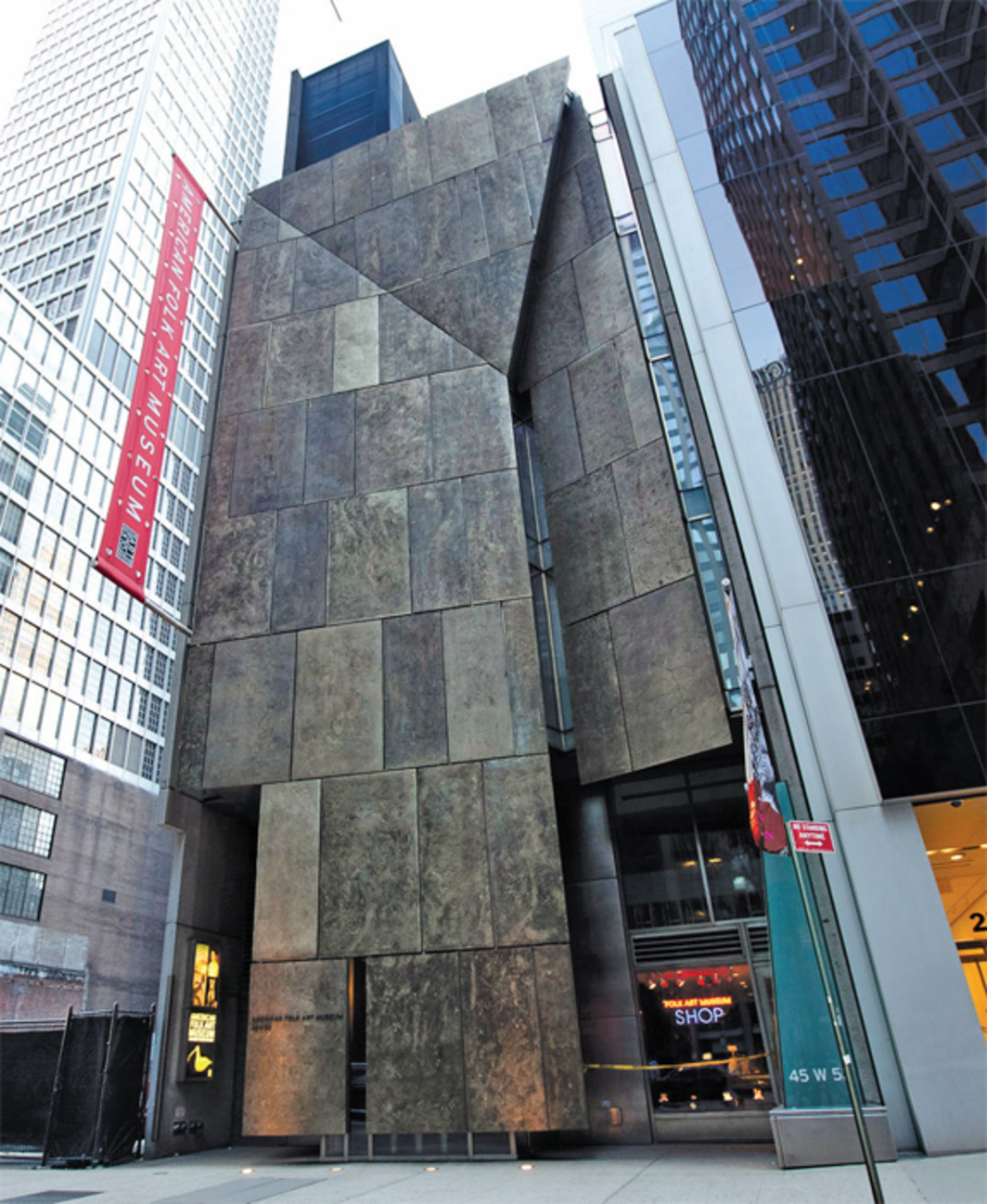 preservation and MoMA's proposed expansion