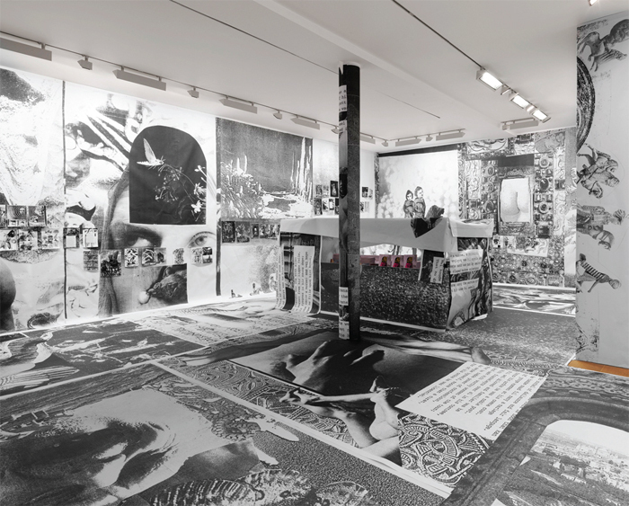 "View of ""Marvin Gaye Chetwynd,"" 2014."