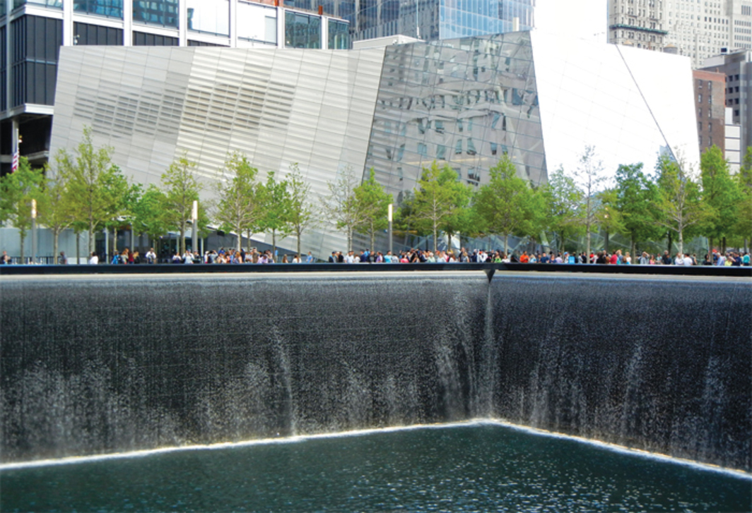 Rosalyn Deutsche On The National September 11 Memorial Museum