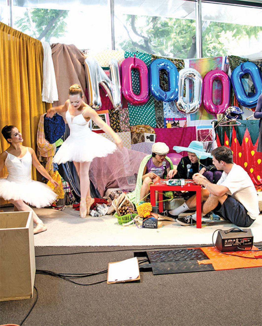John Burtle, Rebecca Correia, 