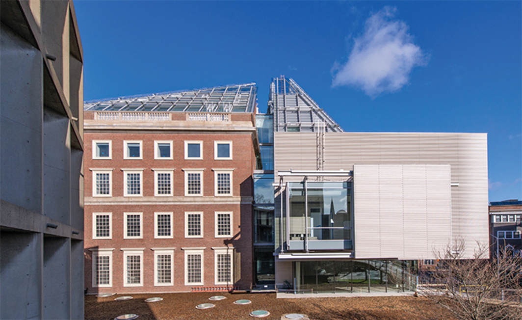 Renzo Piano Building Workshop's Harvard Art Museums