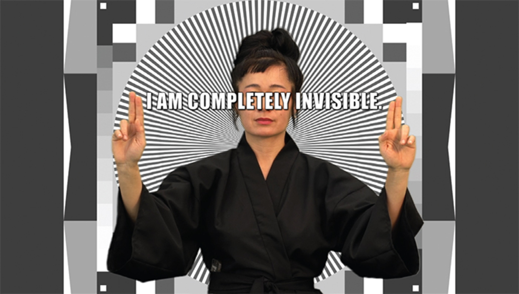 Hito Steyerl, HOW NOT TO BE SEEN A Fucking Didactic Educational .Mov File, 2013, HD video, color, sound, 14 minutes.