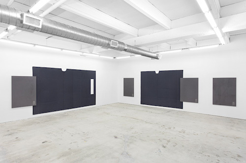 "View of ""Egan Frantz: Monday and Friday, Tuesday and Friday, Wednesday and Friday, Thursday and Friday, Friday and Friday,"" 2014–15."